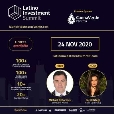 Consigue las entradas para la cumbre digital Latino Investment Summit